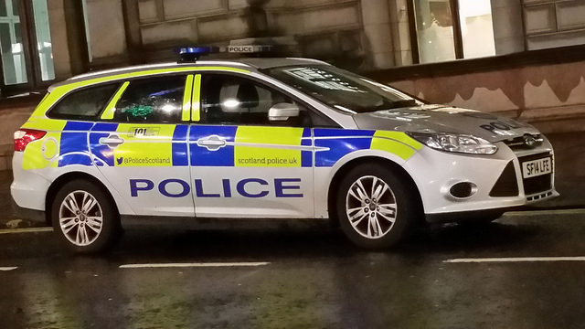 Police appeal for driver of white vehicle after serious assault in Dunbar