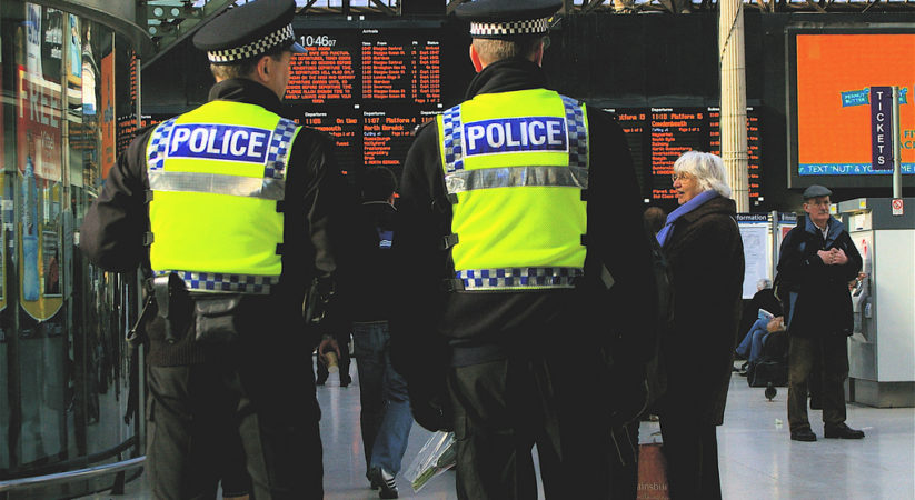 Transport Police appeal following incident of homophobic abuse on Edinburgh train