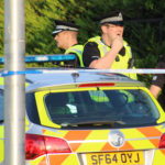 Woman charged with attempting to murder two police officers in West Lothian