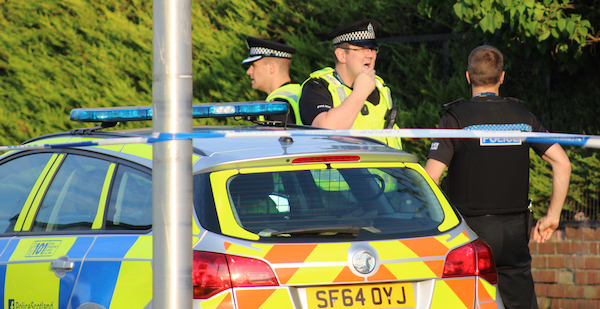 Police appeal following Saughton serious assault