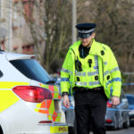 Two men taken to hospital following Salvesen Crescent disturbance