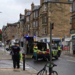 Woman dies after Morningside Road window fall