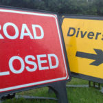 Road Closure: Bankhead Road to Hawes car park is closed with immediate effect.