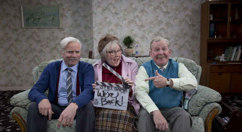 Still Game is back