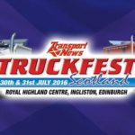 Truckfest Scotland returns to Edinburgh this weekend