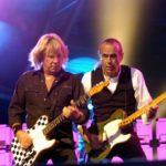 Status Quo set to rock Ingliston this month