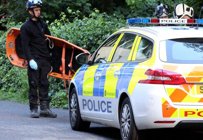 Man dies after tree falls in Dean Village