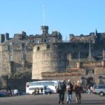 Car charger sparks Edinburgh Castle lockdown