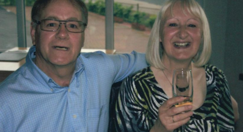Police name couple killed in Midlothian collision