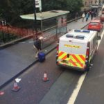 Police investigate following Lothian Road rape