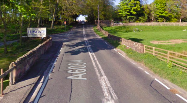 Two die following road collision in Midlothian