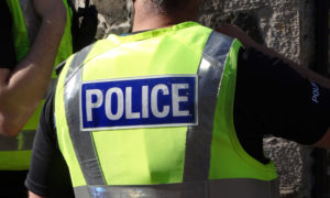 Armed police attend incident in Lochend
