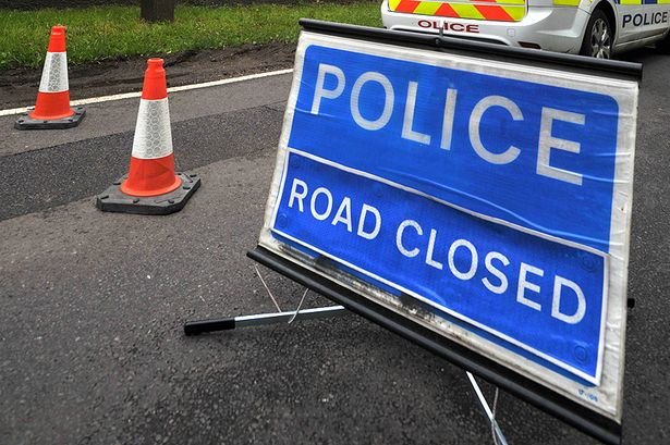 Teenagers taken to hospital following collision with stolen motorbike and Police car