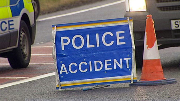 A 6 year old boy was rushed to hospital after a collision with a car