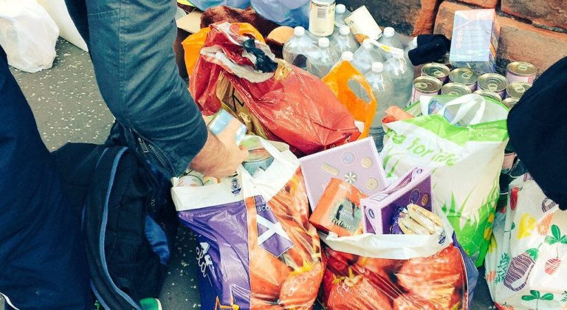 Foodbank collectors threatened with legal action from Hearts FC