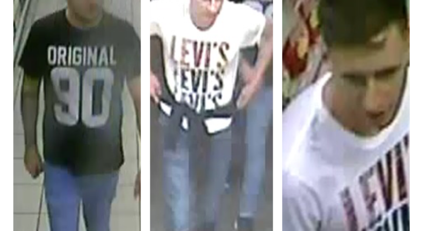 CCTV appeal following city centre robbery