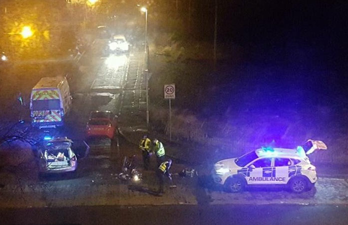 Police appeal for witnesses following Muirhouse hit and run