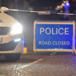 Slateford Road closed after vehicle crashes into pub