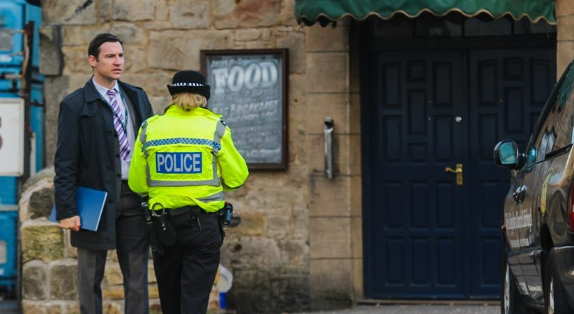 Man in critical condition following Leith disturbance