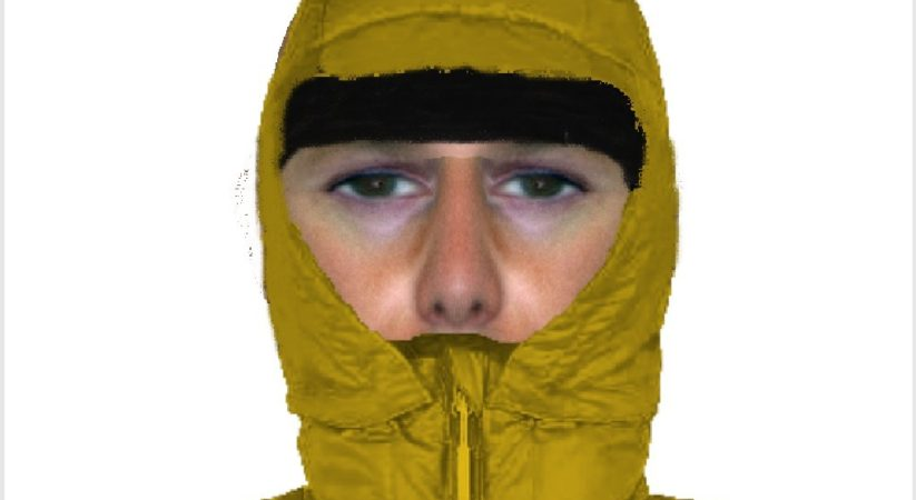 Police release E-Fit following attempted murder of taxi driver