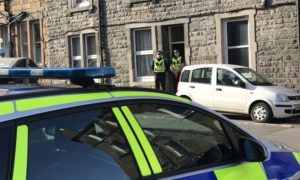 Three arrested with murder following Gibson Terrace death
