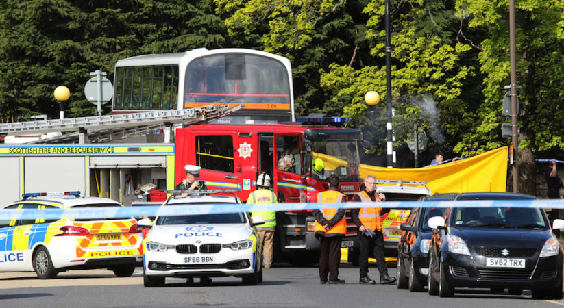 Bus driver who killed woman in Davidsons Mains given unpaid work