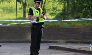 Locals tell of shock at 'suspicious' death in Dumbryden Gardens