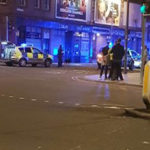 Armed police swoop on cars in early morning drama in Leith