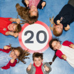 Kids urge drivers to slow down as signs go up for 20MPH phase three
