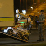 Suspicious items removed from Sighthill flat by bomb disposal experts