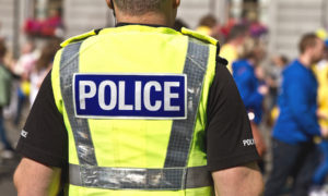 Man arrested following Niddrie robbery