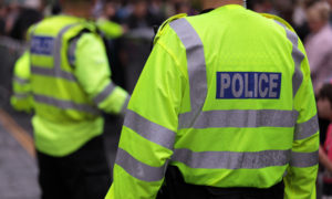 Police appeal following racially motivated assault