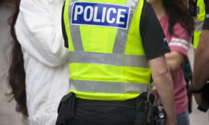 Police have charged a man in connection with 46 housebreakings in Edinburgh