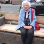 Police are appealing for help finding a missing 94-year-old woman in Edinburgh