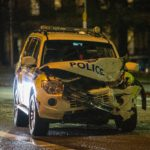 Police investigate following London Road collision involving marked police car