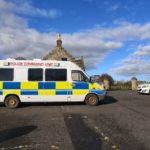 Police watchdog investigates after officer shoots woman with rubber bullet at Craigmillar Castle