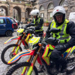 Council fund off-road motorbikes for Police to combat anti-social behaviour