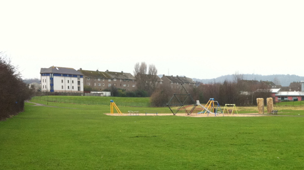 Police are investigating after a teenager was assaulted and robbed at north Edinburgh skatepark