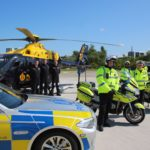 Updated technology in police helicopter and cars will help recover more stolen vehicles