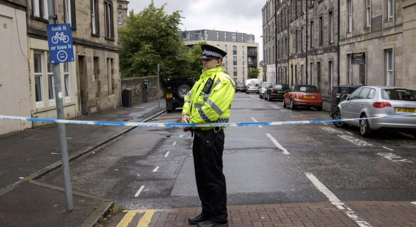 Investigation launched after man dies in Leith