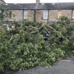 In Pictures: Storm Ali