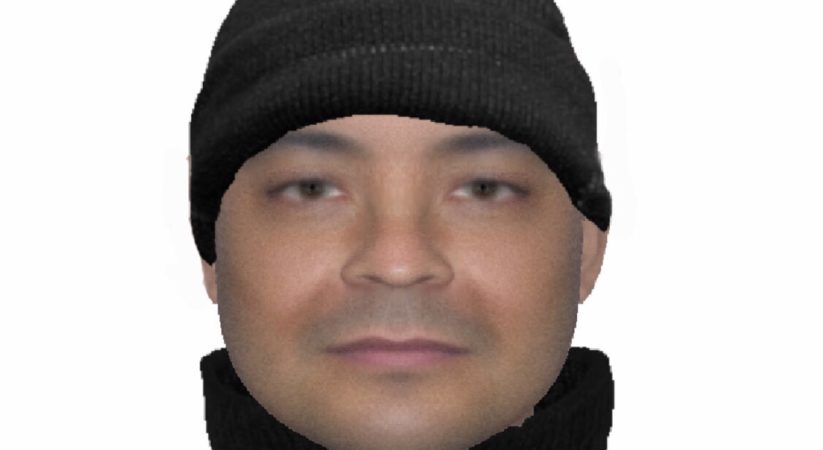 E-Fit issued following cycle path indecent assault
