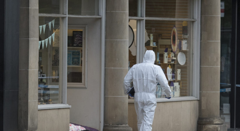 Teenager jailed following city centre knife attacks