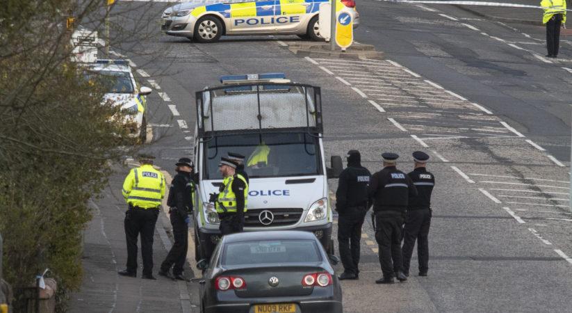 Person injured in Gilmerton Road assault