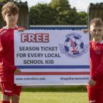 Civil Service Strollers to give local kids FREE season tickets