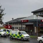 Six people taken to hospital following chlorine leak at hotel