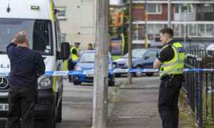 Police in attendance at ongoing incident in Muirhouse