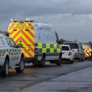 Emergency services attend Cramond Island for second time today