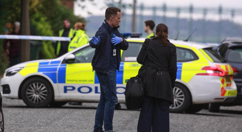 Teenager 'stabbed' in north Edinburgh