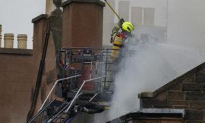 Person dies in Fountainbridge 'explosion'